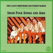 Irish Folk Songs And Airs Songs