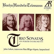 Trio Sonatas On Period Instruments Songs