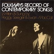 Folkways Record Of Contemporary Songs Songs