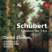 Schubert: Symphonies Nos. 5 & 6 Songs