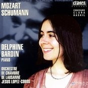 XVIth Clara Haskill Competition 1997 Featuring prize winner Delphine Bardin, France Songs