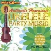 Authentic Hawaiian Ukelele Party Music Songs