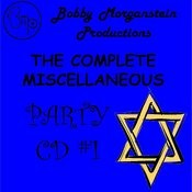 The Complete Jewish Party CD Songs