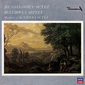 Mendelssohn: Octet / Beethoven: Septet Songs