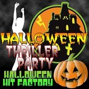 Halloween Thriller Party Songs