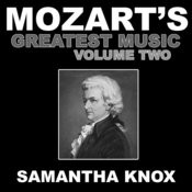 Mozart's Greatest Music Vol. 2 Songs