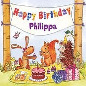Happy Birthday Philippa Songs