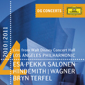 Hindemith | Wagner (DG Concerts) Songs