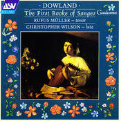 Dowland: The First Booke of Songes Songs