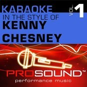 Don't Happen Twice (Karaoke Instrumental Track)[In The Style Of Kenny Chesney] Song