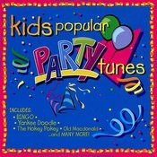 Kids Popular Party Tunes Songs