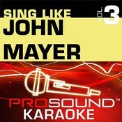 Half Of My Heart (Karaoke With Background Vocals)[In The Style Of John Mayer] Song
