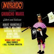 The Mikado (Original Cast Recording) Songs