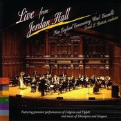 Live From Jordan Hall Songs