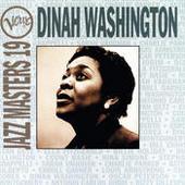 Verve Jazz Masters 19:  Dinah Washington Songs