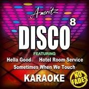 Karaoke - Disco Vol. 8 Songs