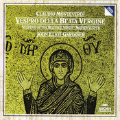 Monteverdi: Vespers of the Blessed Virgin (2 CD's) Songs