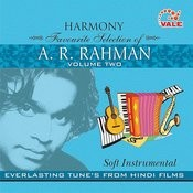 A.R. Rahman, Vol. 2 Songs