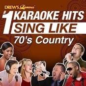 Drew's Famous #1 Karaoke Hits: Sing Like 70's Country Songs