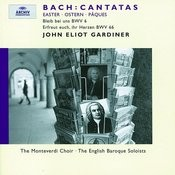 Bach, J.S.: Easter Cantatas BWV 6 & 66 Songs