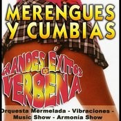 Grandes Exitos De Verbena. Merengues Y Cumbias Songs