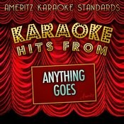 Karaoke Hits From Anything Goes Songs