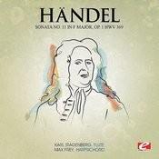 Sonata No. 11 In F Major, Op. 1 Hwv 369: III. Siciliana Song