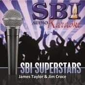 Sbi Karaoke Superstars - James Taylor & Jim Croce Songs