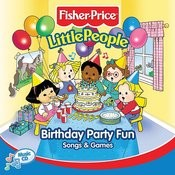 Birthday Party Fun Songs