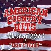 Don't Rush Songs