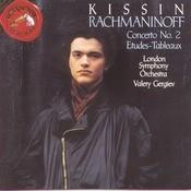 Rachmaninoff Concerto No. 2, 6 Tudes-Tableaux Songs