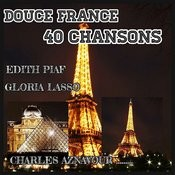 Douce France, 40 Chansons Songs