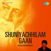 Shuniyachhilam Gaan Arjun Chakraborthy Bengali Songs