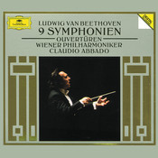 Beethoven: 9 Symphonies; Overtures Songs