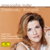 Tchaikovsky / Korngold: Violin Concertos Songs
