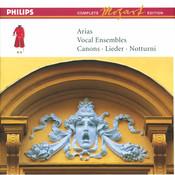 Mozart: Complete Edition Vol.12: Arias, Lieder etc Songs