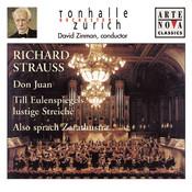 Richard Strauss: Don Juan; Till Eulenspiegel; Also sprach Zarathustra Songs