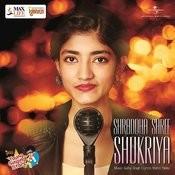 Shukriya Songs