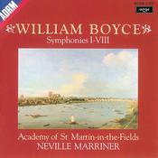 Boyce: Symphonies Nos. 1-8 Songs