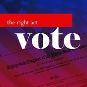 The Right Act: Vote (Single) Songs