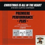 Christmas Is All in the Heart (Performance Tracks) - EP Songs