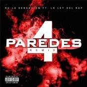 4 Paredes (Remix) Songs