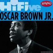 Rhino Hi-Five: Oscar Brown Jr. Songs