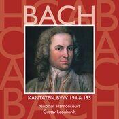 Bach, JS : Sacred Cantatas BWV Nos 194 & 195 Songs