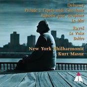 Debussy & Ravel : Orchestral Works Songs
