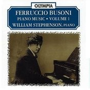 Busoni: Piano Music, Vol. 1 Songs