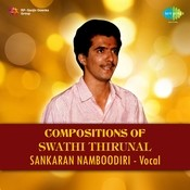 S Namboodri Sings Swati Thirunal Krithis Songs