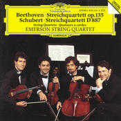 Beethoven / Schubert: String Quartets Songs