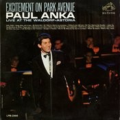 Excitement on Park Avenue, Live at the Waldorf-Astoria Songs