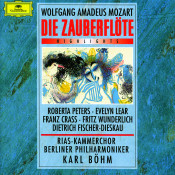 Mozart: Die Zauberflote K620 - Highlights Songs